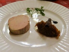 Foie gras - Meiselocker