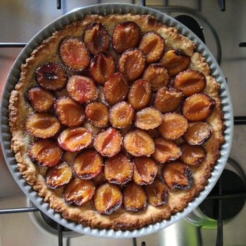 Mary - Tarte aux quetsches #