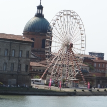 Grande roue Toulouse