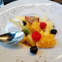 Salade de fruits - La côte et l'arrête Toulouse