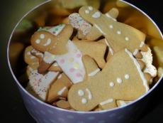 Biscuit saveurs pain d'épices