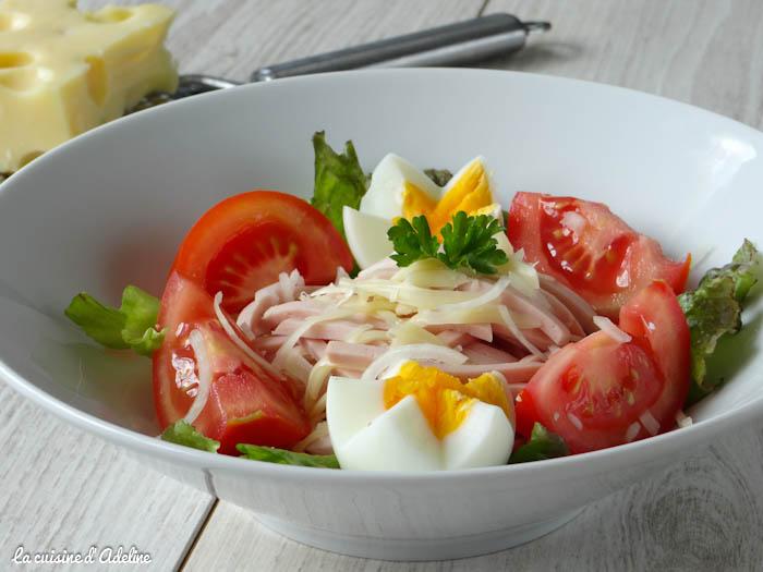 salade alsacienne recette