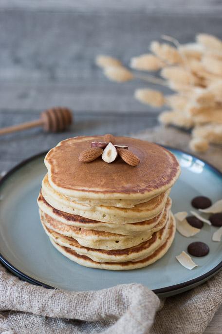 Pancakes épais recette facile pour un brunch
