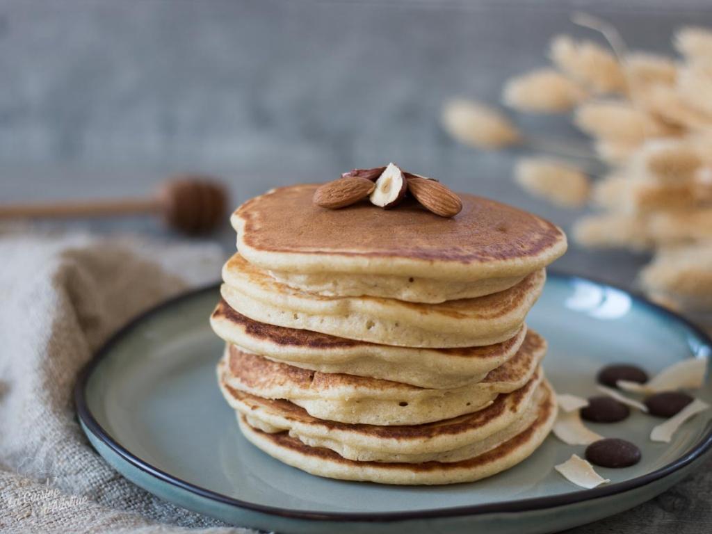 Pancakes moelleux recette americaine facile