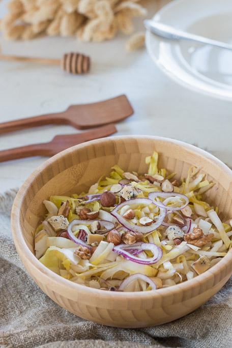 Salade d'endives recette facile