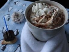 Chocolat chaud viennois
