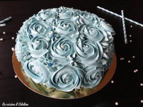 rosecake bleu garcon recette
