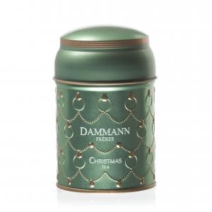 christmas tea vert dammann