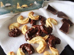 Spritz chocolat recette