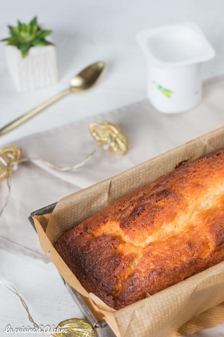 Gâteau au yaourt recette rapide