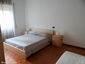 appartement Rome chambre