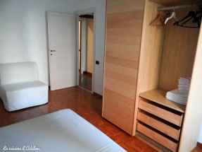 Appartement Rome chambre double