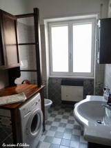 appartement Rome sdb