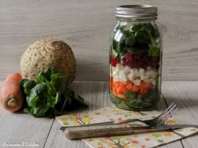 salade de crudités à emporter