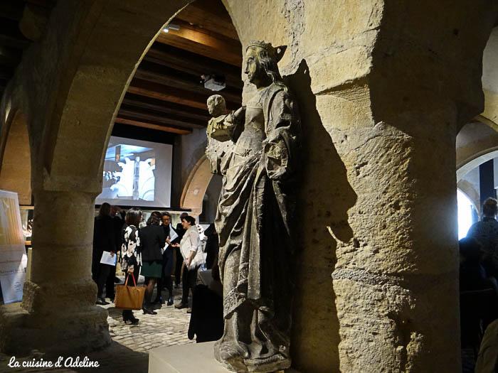 Cours d'Or musée à Metz