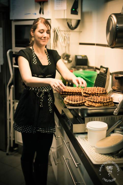 la cuisine d'adeline au restaurant le 15 en cuisine strasbourg