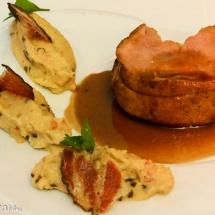 medaillon de veau goh restaurant