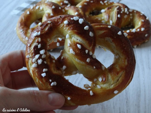 bretzels et moricettes alsace recette facile video