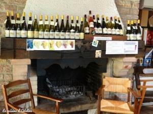 cave becker vin bio cheminee ecotourisme