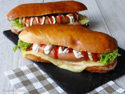 hot dog alsacien knack munster