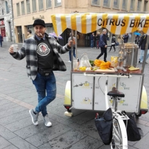 Citrus bike Toulouse