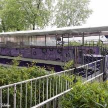 Péniche la maison de la violette - Toulouse