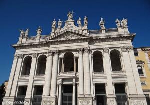 Basilique Saint Jean de Latran cathedrale Rome