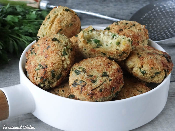 falafels recette facile
