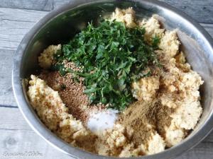 falafels recette préparation