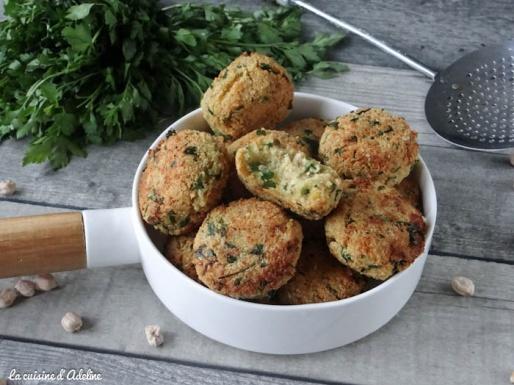 falafels recette végétarienne