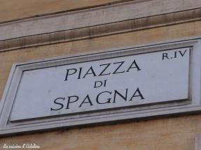 Pizza di Spagna Rome