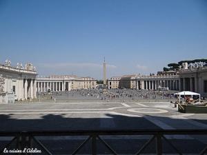 Place st pierre Vatican