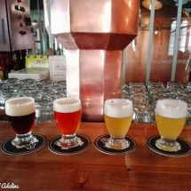 Dégustation bières aux trois brasseurs Strasbourg