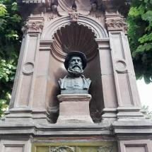 Fontaine des Zurichois Strasbourg