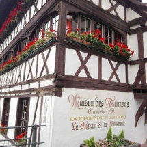 Petite France colombage Strasbourg