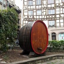 Place des tonneliers Strasbourg
