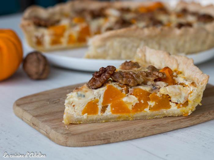 Recettes Cake Noix Roquefort