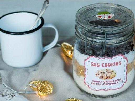 SOS cookie idées cadeaux Noël maison gourmands