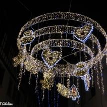 Décoration marché de Noël de Strasbourg