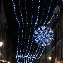 Décorations marché de Noël de Strasbourg