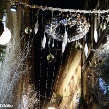 Décoration de Noël à Strasbourg
