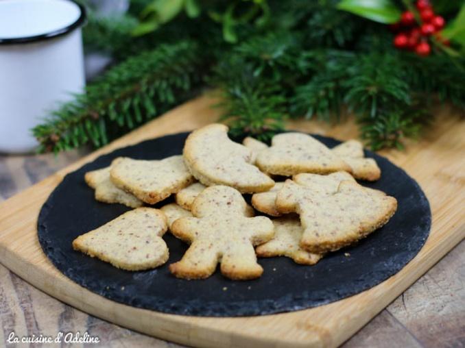 Schwowebredele Biscuit Amandes Bredele D Alsace La Cuisine D