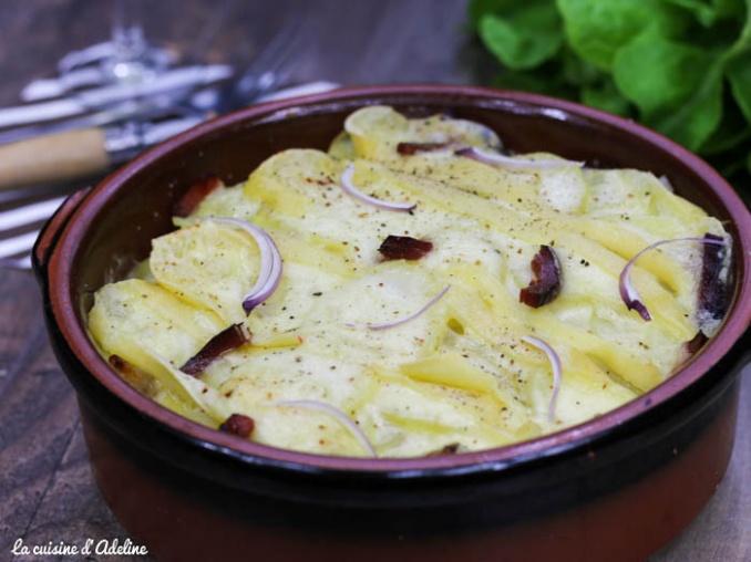 Tartiflette Traditionnelle Facile Et Rapide La Cuisine D Adeline