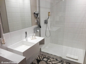 Crazy sunday au Hannong de Strasbourg - Salle de bain