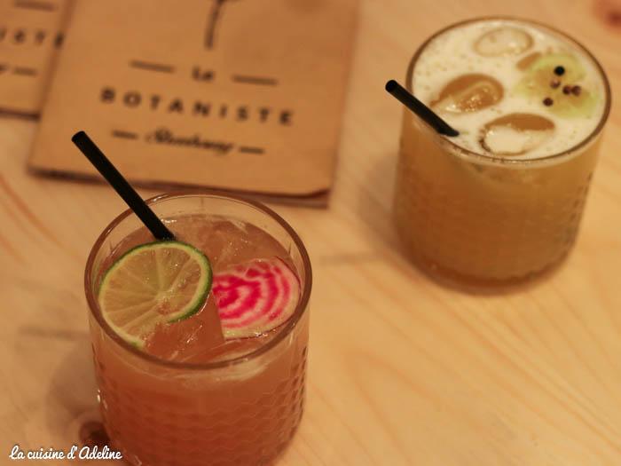 Le Botaniste Strasbourg - Cocktail