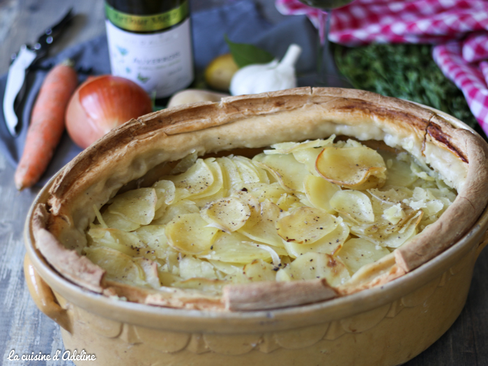 Baeckeoffe recette d'Alsace