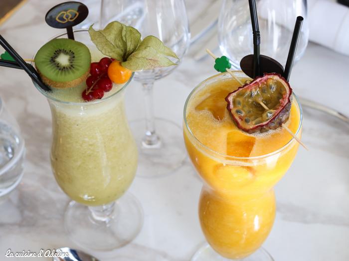 Cocktail - Brunch du Sofitel Grand Ile Strasbourg