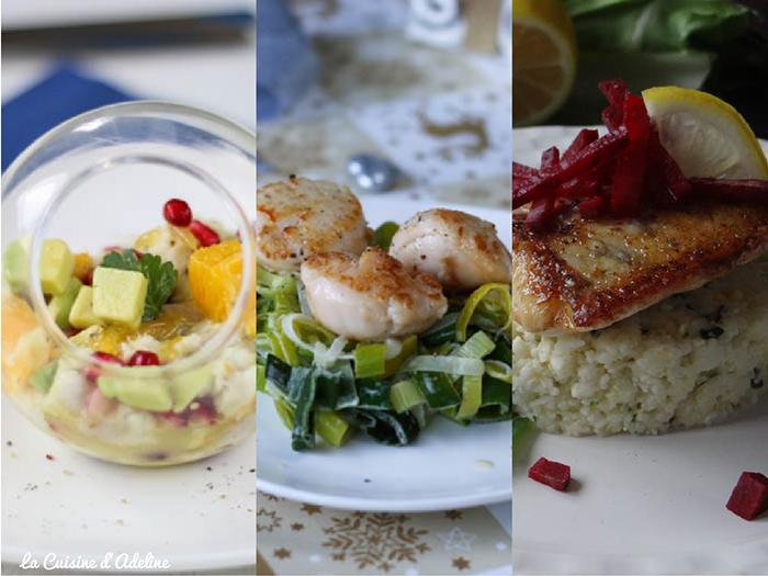 Poissons et fruits de mer - Sélection de recettes