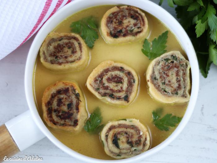 Fleischnaka recette Alsacienne