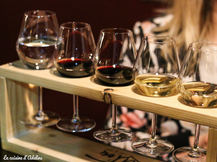 Dégustation vins - Matt'ou Strasbourg